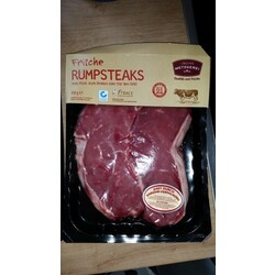 frische rumpsteaks