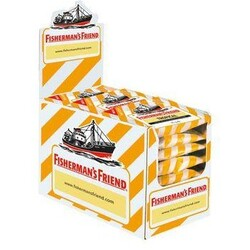 Fishermans Friend  Tropical ohne Zucker