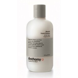 Anthony Logistics For Men: Logistics GLYCOLIC FACIAL CLEANSER