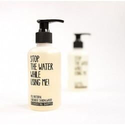 Stop the water while using me LAVENDER SANDALWOOD