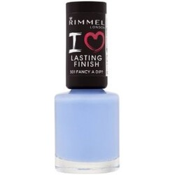 Rimmel 60 Seconds Nail Polish in Fancy a Dip?