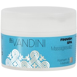 Aldo Vandini - Finnish Spa, Massagesalz