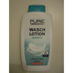 Pure & Basic – Wasch-Lotion Sensitiv