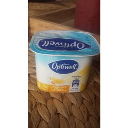 Optiwell Joghurt Zitrone-Buttermilch