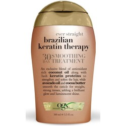 Organix: Ever Straight Brazilian Keratin Therapy 30-Day Smooth Treatment