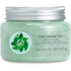 The Body Shop - Fuji Green Tea Body Scrub
