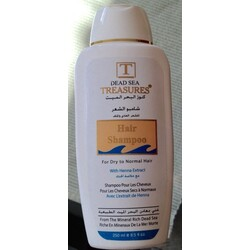 Dead Sea Treasures Hair Shampoo