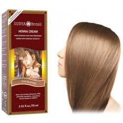 Surya Brasil Henna Creme Aschblond 7896544700680
