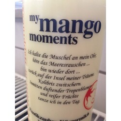 My mango moments