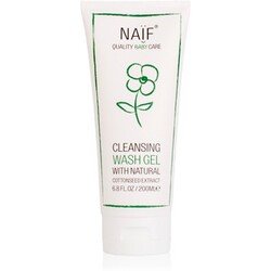 NAÏF Reinigung CLEANSING WASH GEL