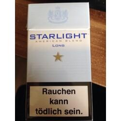 Nikotingehalt starlight zigaretten Phase