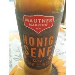 mautner markhof honig senf sauce 9011900195025 codecheck info. Black Bedroom Furniture Sets. Home Design Ideas