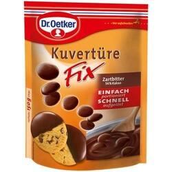 Dr Oetker Kuverture Fix Zartbitter 4000521007263 Codecheck Info