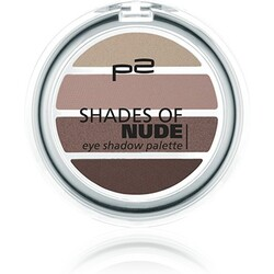 P2 shades of nude eye shadow palette 010 classic nude