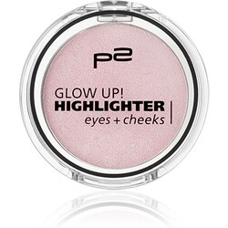 P2 Glow up! Highlighter eyes+cheeks 010 high shine