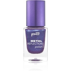 P2 metal reflection polish 040 - purple pop