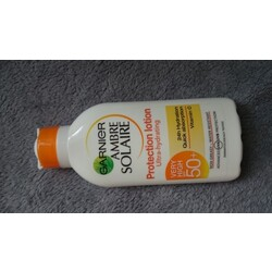 Garnier Ambre Solare Ultra-hydrating protection lotion