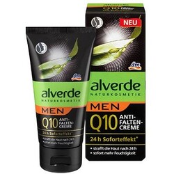 Alverde Men Q10 Anti-Falten-Creme