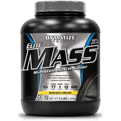 Elite Mass - 4540g - Banana