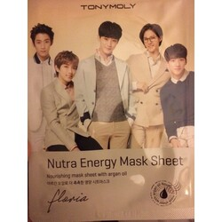 Tonymoly Nutra Energy Mask Sheet