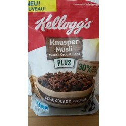 Kelloggs Knusper Müsli