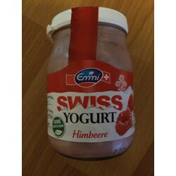 Emmi  Swiss Yogurt  Himbeer