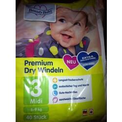 beauty baby premium dry windeln 2200045630202. Black Bedroom Furniture Sets. Home Design Ideas