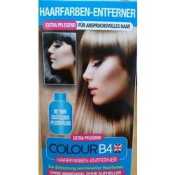 Haarfarbe im winter