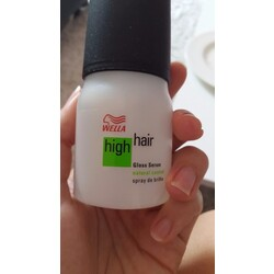 Wella High hair Gloss Serum - 4015600020064 – | ||| | || CODECHECK.INFO