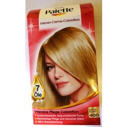 Schwarzkopf Poly Palette Intensiv-Creme-Coloration 400 Naturblond