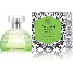 Italian Summer Fig Eau de Toilette The Body Shop