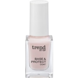 trend IT UP Nagelunterlack Base & Protect Coat Unterlack
