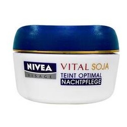 Nivea Visage Vital Teint Optimal Anti-Age Nachtpflege 50 ml
