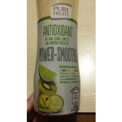 Pure fruits Antioxidant Power Smoothie