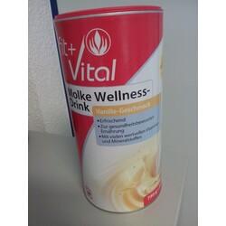 Fit Vital Molke Wellness Drink Vanille Geschmack 2200083680580