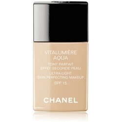 Chanel Vitalumière Aqua Flüssige Foundation 70 - Beige 30 ml