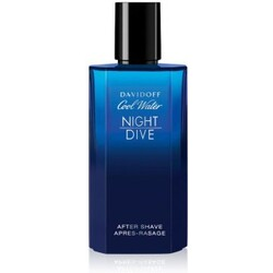 Davidoff Cool Water Night Dive After Shave Splash 75 ml