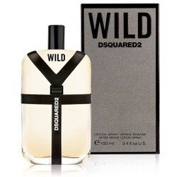 Dsquared² Wild After Shave Lotion Spray After Shave Lotion 100 ml