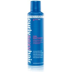 Sexyhair Curly Curl Reactivator Lockenspray 200 ml
