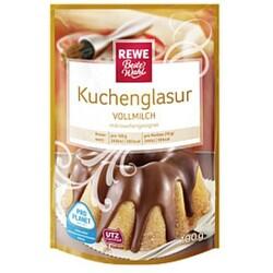 Rewe Beste Wahl Kuchenglasur Vollmilch 4388844057920 Codecheck Info