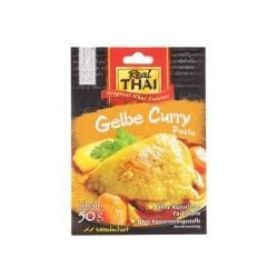 Real Thai Gelbe Curry Paste