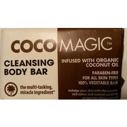 Coco Magic cleansing body bar