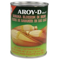 AROY-D -  Canned Banana Blossom in Brine