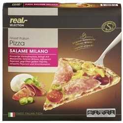 real,- SELECTION Pizza Salame Milano