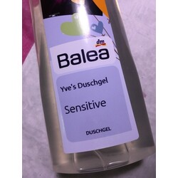 Balea Sensitive Duschgel