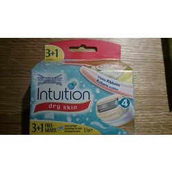 Wilkinson Intuition Dry Skin