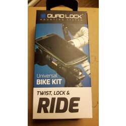 Quad Lock Universal Bike Kit