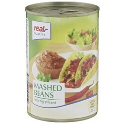 real Mashed Beans