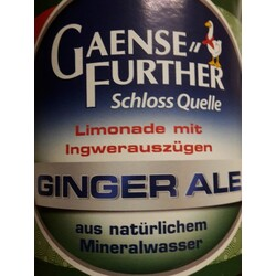 Gänsefurther Ginger Ale