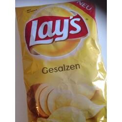 Lays Chips Herkunft